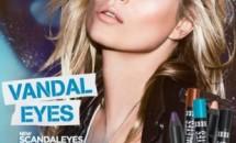 Kate Moss pentru campania Rimmel London