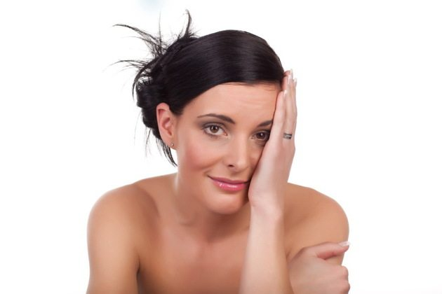 Semne de stres pe piele
