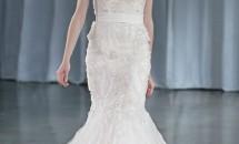 Colectia de rochii de mireasa Monique Lhuillier toamna 2013