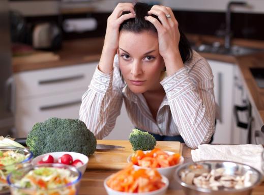 Alimente care combat stresul si secrete pentru pielea stresata