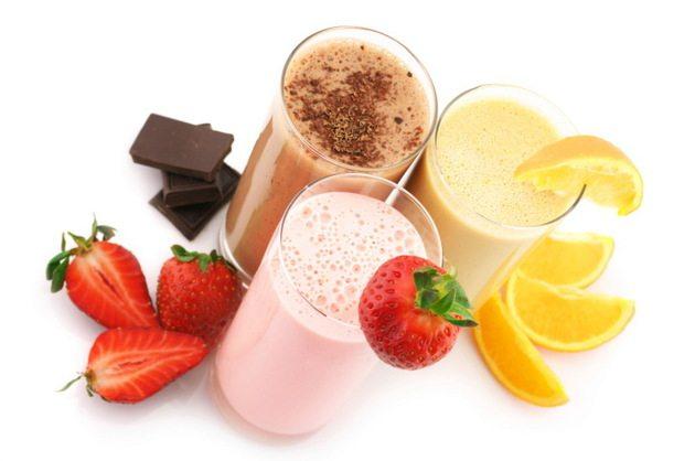 Cum sa fii in forma: shake-uri proteice pentru micul-dejun