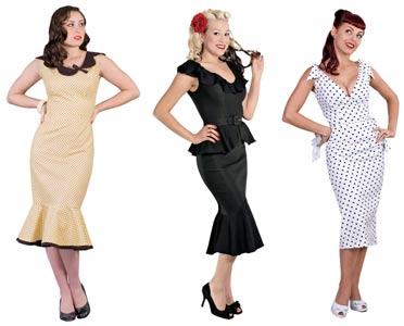 rochie de seara anii 50