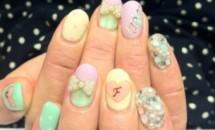 Modele de unghii cu gel dragute