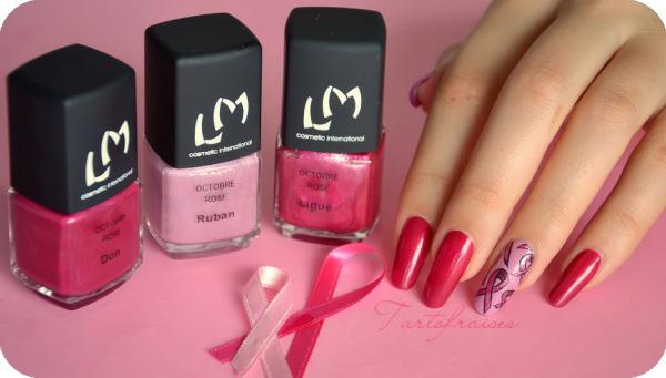 Modele de unghii roz
