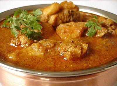 Curry cu pui