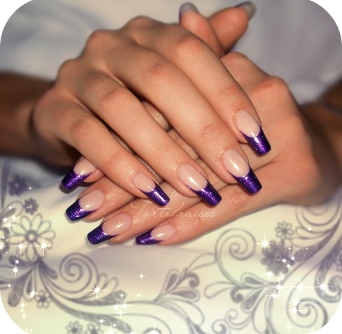 unghii gel french