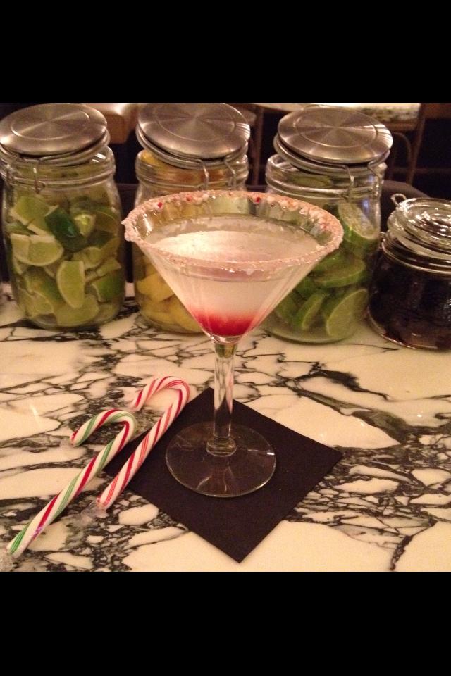 Cocktail Cosmopolitan de iarna