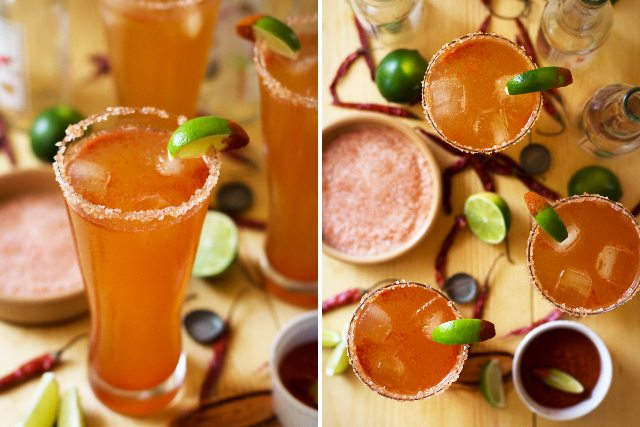 Cocktail Michelada