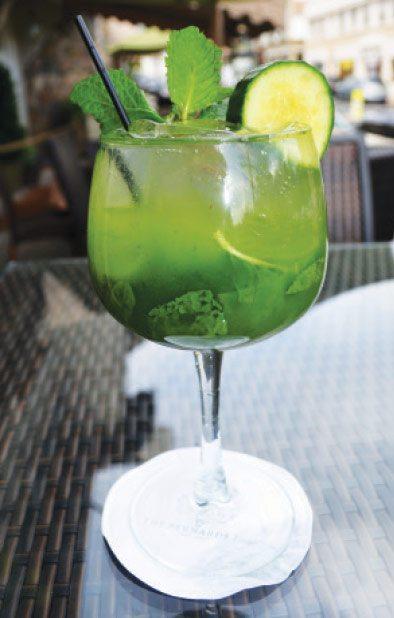 Cocktail racoros