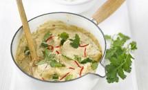 Curry de carne de pui cu unt de arahide