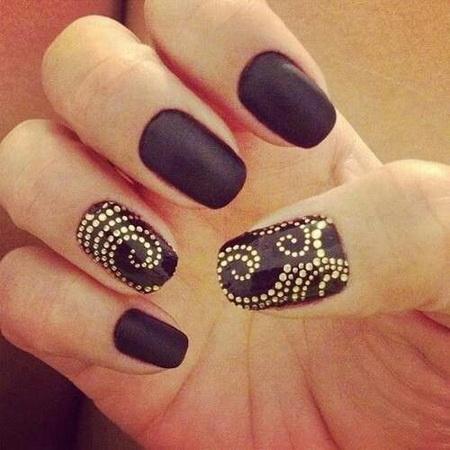 Modele unghii mici