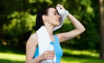 Transpiratia cauzeaza acnee