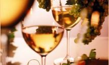 Vin alb fiert aromat