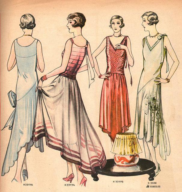 moda anii 20