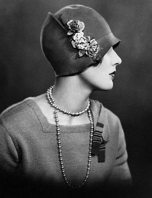 palarie Moda anii 20