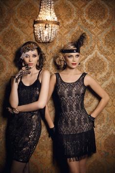 rochii inspirate din anii 20