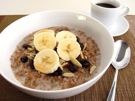 Cereale cu fructe si nuci