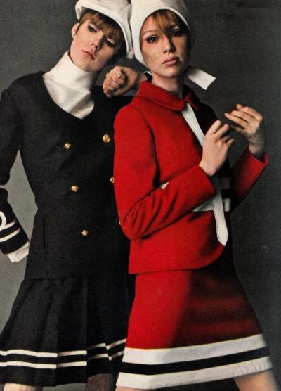 Moda anilor 60