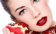 Rodia - tratament pentru piele
