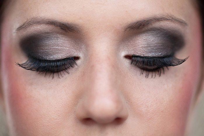 Tutorial machiaj fumuriu - smokey eyes