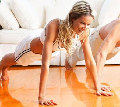 Exercitii simple pentru cresterea sanilor