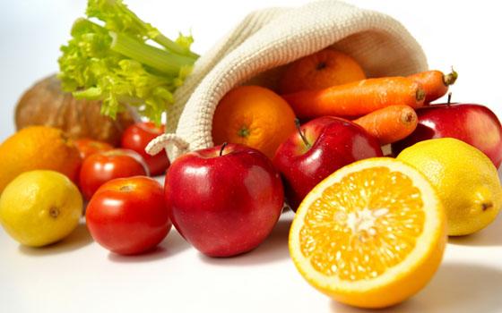 10 fructe si legume bune pentru pielea ta