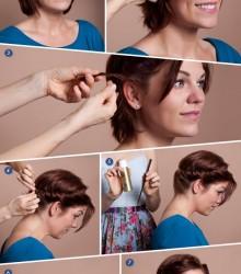 Coafuri simple si rapide la indemana oricui