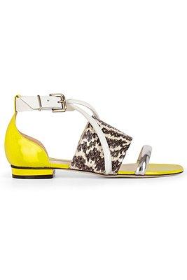 Colectia de pantofi Burak Uyan primavara - vara 2014