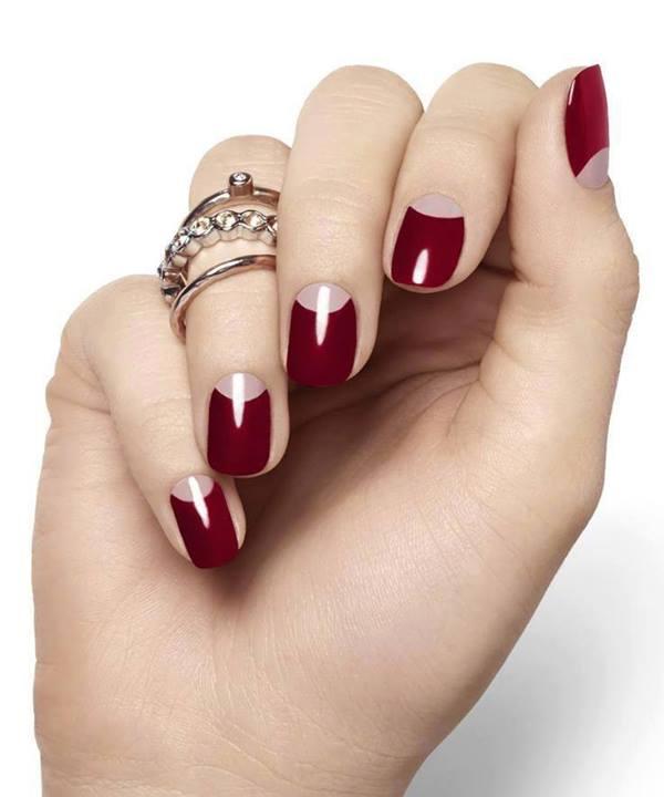 Modele de unghii facute acasa