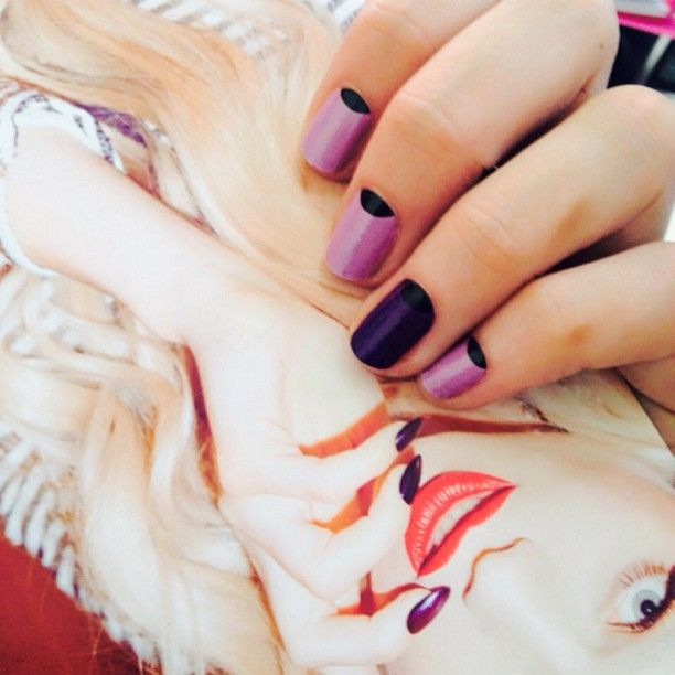 Modele unghii scurte