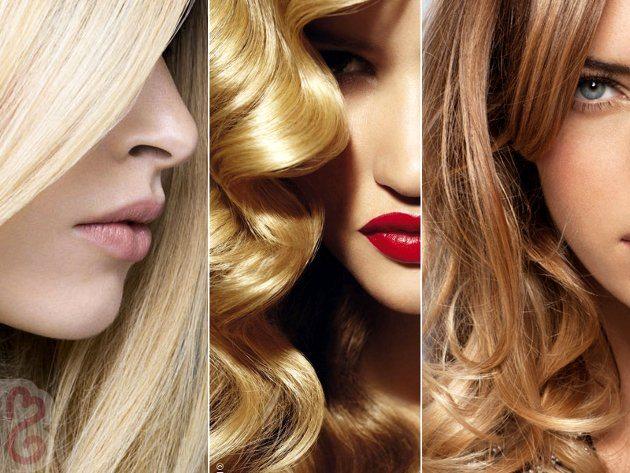 nuante de blond 2014