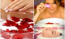 Apa de trandafiri ajuta la repararea pielii