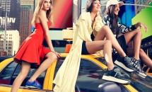 Colectia DKNY de primavara-vara 2014