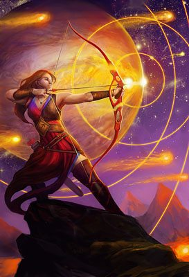Horoscop Lunar Sagetator