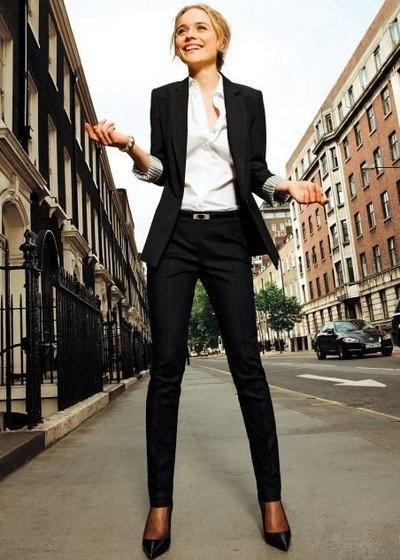 Tinute pentru femei business