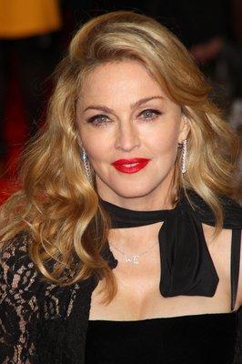 par blond Madonna