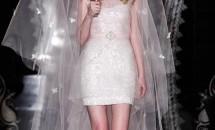 Colectia de rochii de mireasa Reem Acra primavara 2014