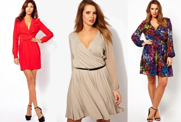 rochii pentru femeile scunde