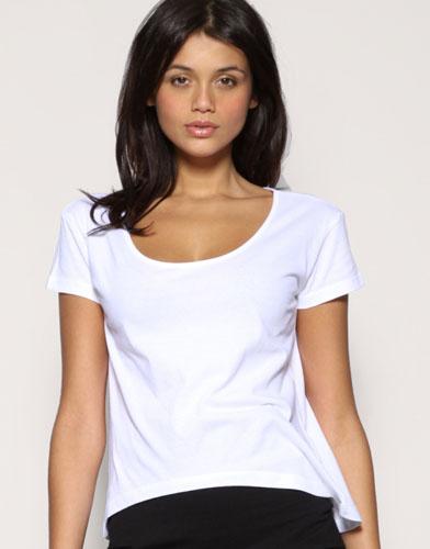 tricoul alb