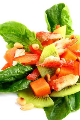 Alimente pentru micul dejun care lupta impotriva cancerului