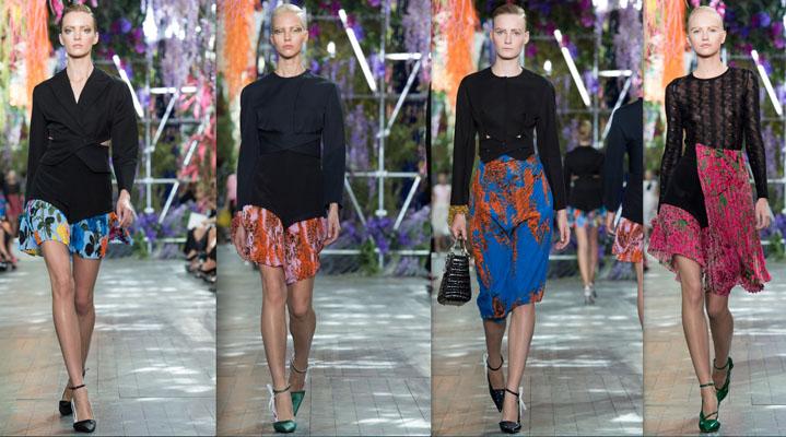Christian Dior primavara 2014