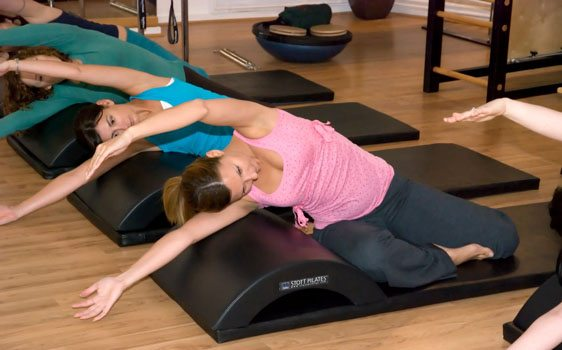 Exercitii pilates care te vor ajuta sa slabesti