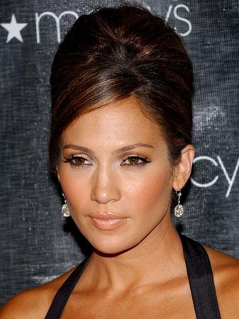 Jennifer Lopez machiaj 2014