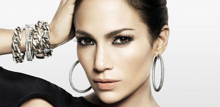 Jennifer Lopez machiaj