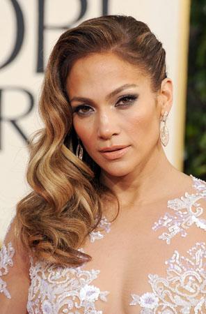 Machiaj in stil Jennifer Lopez