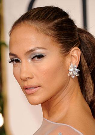 Machiajul Jennifer Lopez