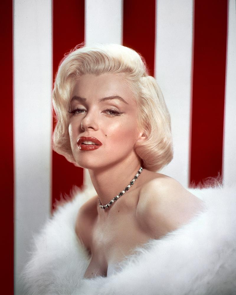 Marilyn-Monroe-machiaj anii 50