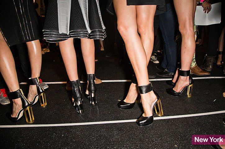 Pantofi de primavara