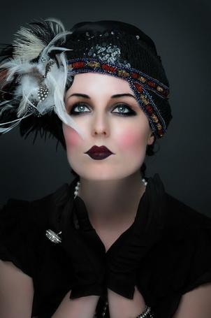anii 20 makeup
