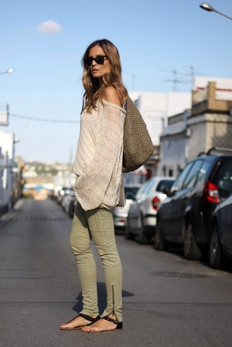 imbracaminte casual chic